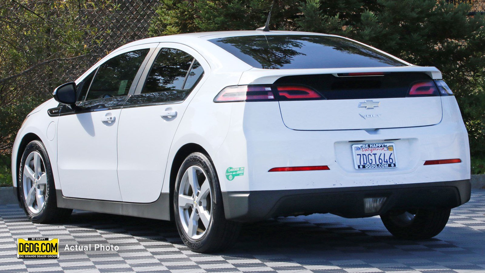 Pre-Owned 2014 Chevrolet Volt Base
