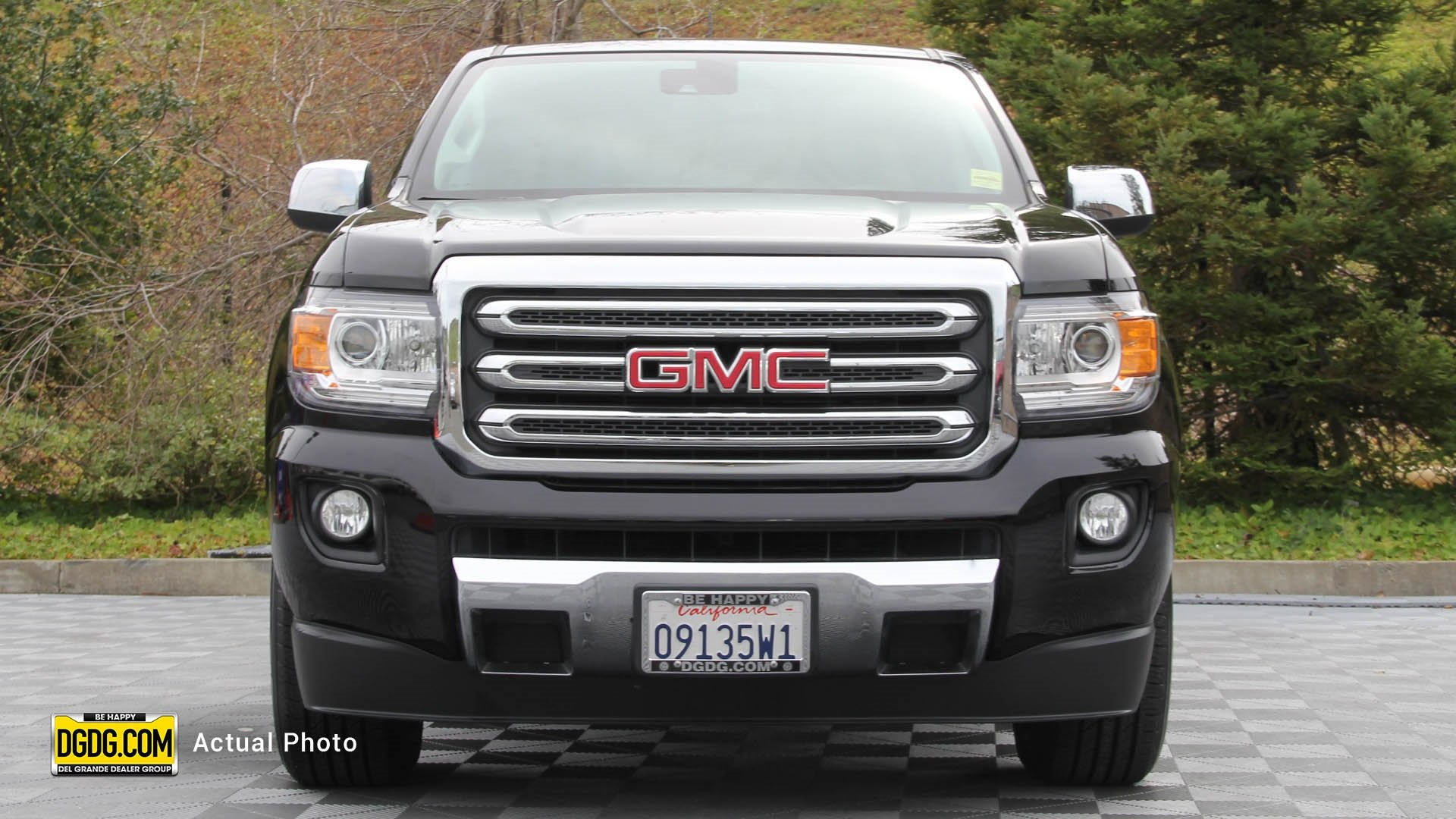 Pre-Owned 2015 GMC Canyon 2WD SLT