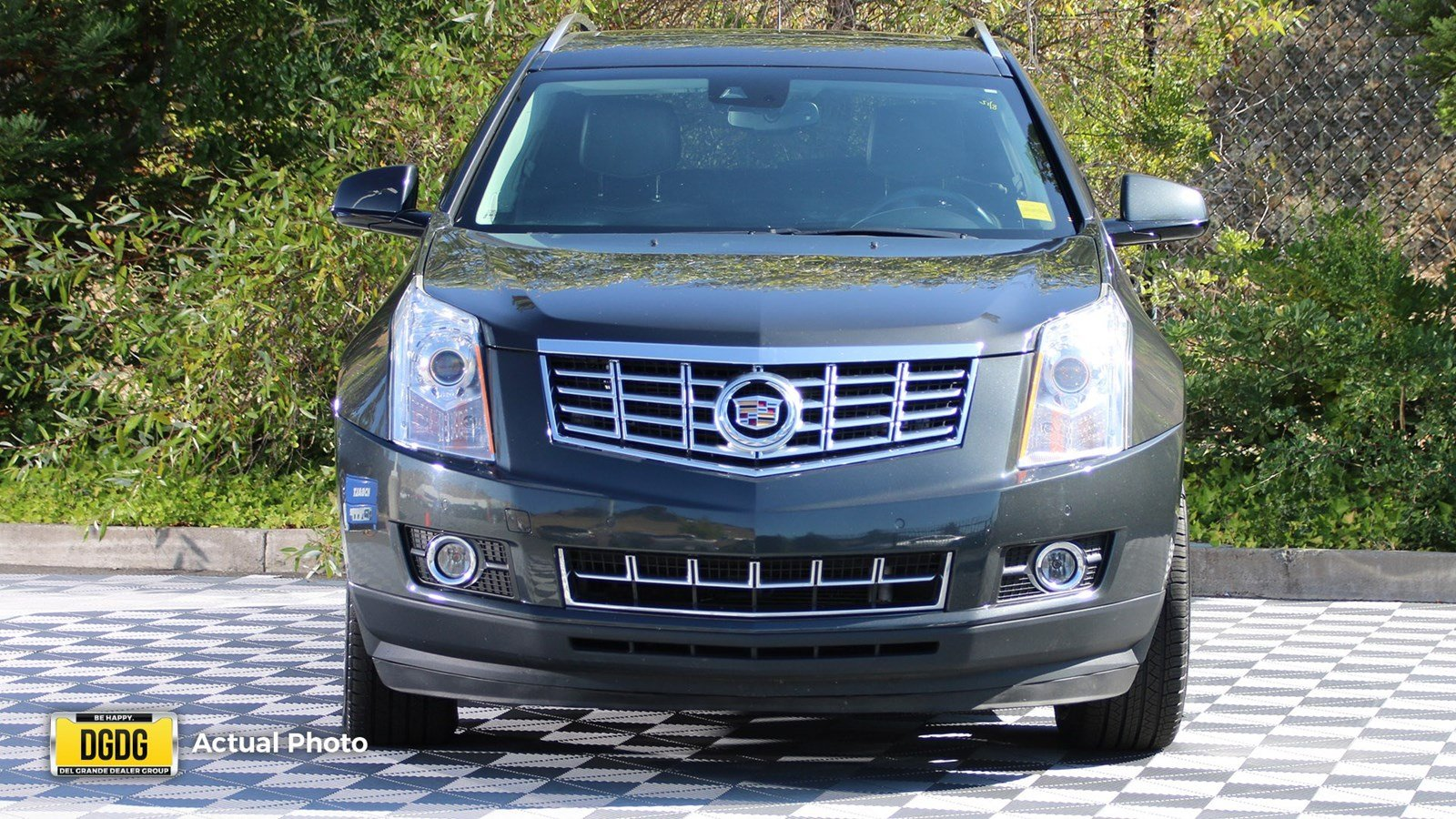 Pre-Owned 2015 Cadillac SRX Premium Collection