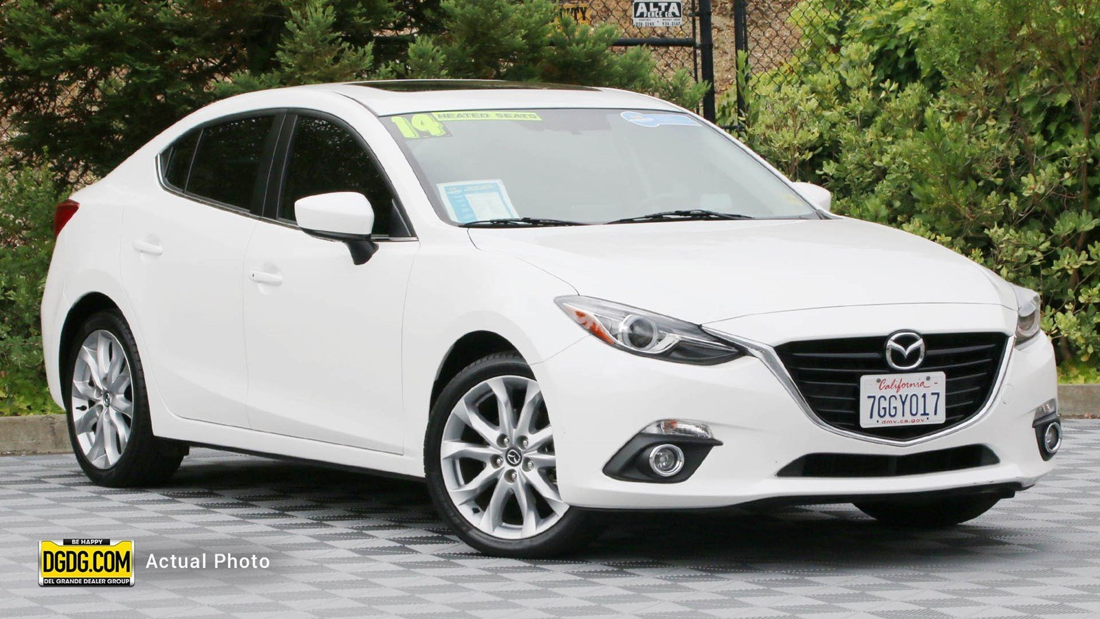 2014 Mazda3 s Grand Touring FWD 4dr Car