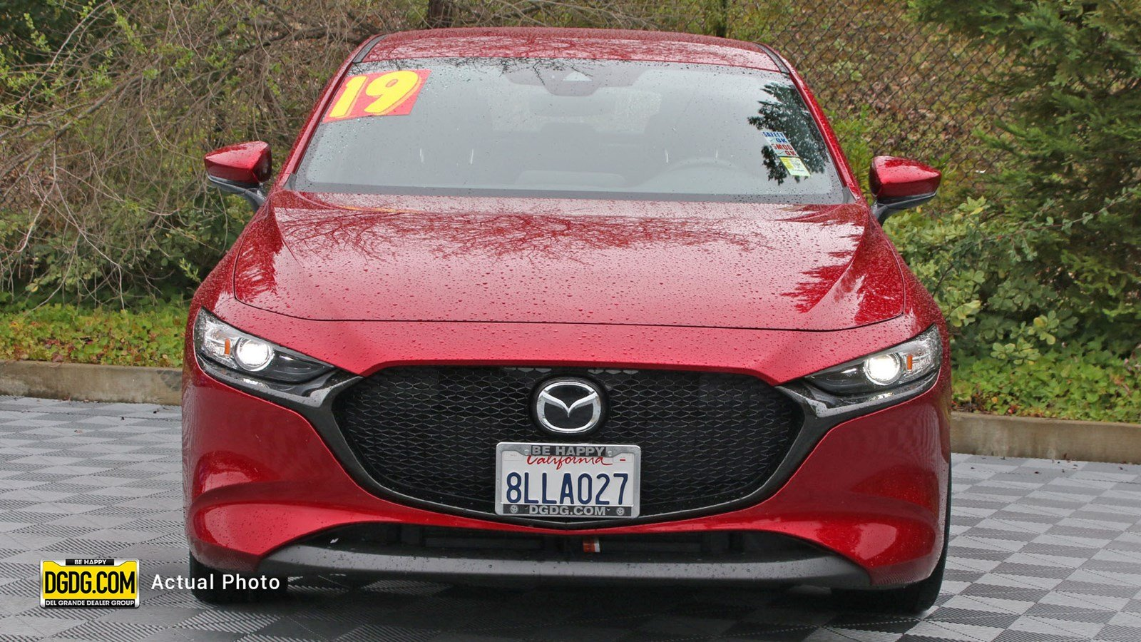 Pre-Owned 2019 Mazda3 Hatchback w/Preferred Pkg