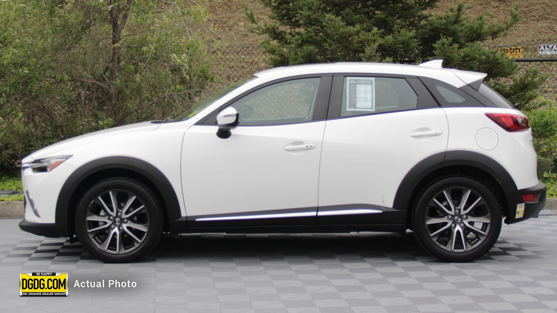 Pre-Owned 2017 Mazda CX-3 Grand Touring