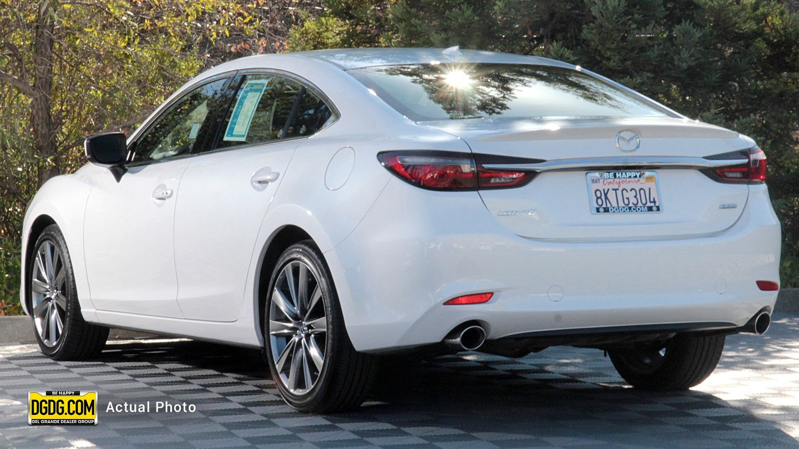 Pre-Owned 2018 Mazda6 Grand Touring Reserve