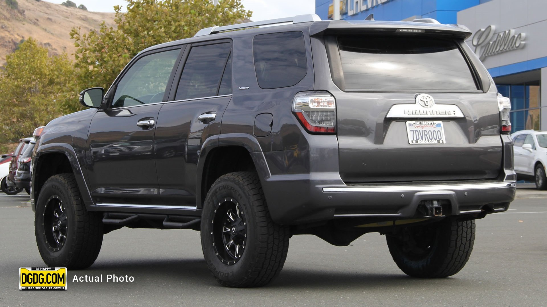 Pre Owned 2014 Toyota 4runner Limited Sport Utility In Vallejo 2000 Cabin Air Filter