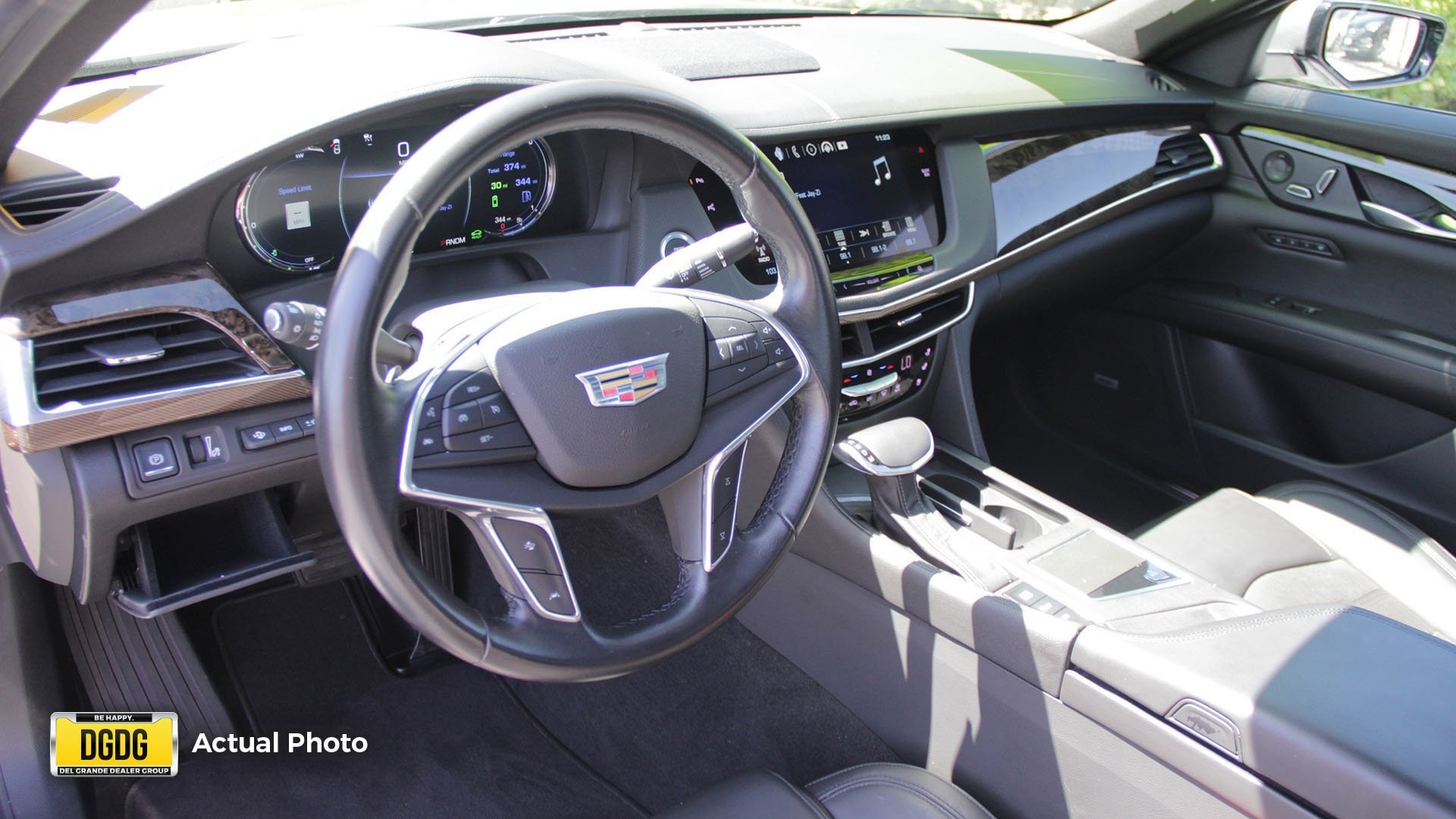 Pre-Owned 2017 Cadillac CT6 PLUG-IN RWD