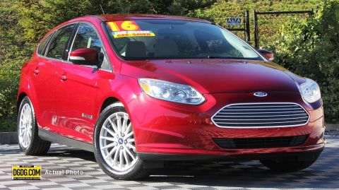 2016 Ford Focus Electric Base FWD Hatchback