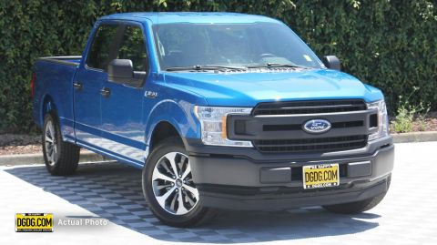 2019 Ford F-150 XL RWD Crew Cab Pickup