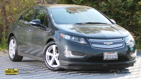 2014 Chevrolet Volt Base FWD 4dr Car