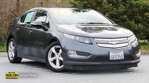 2012 Chevrolet Volt Base FWD Hatchback