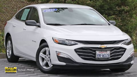 Pre-Owned 2020 Chevrolet Malibu LS