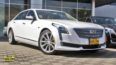 Pre-Owned 2017 Cadillac CT6 Platinum AWD
