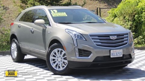 Pre-Owned 2019 Cadillac XT5 FWD