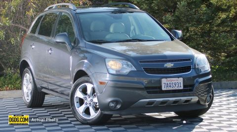Pre-Owned 2013 Chevrolet Captiva Sport Fleet LTZ