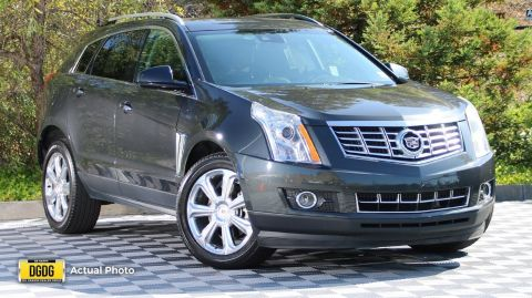 2015 Cadillac SRX Premium Collection FWD Sport Utility