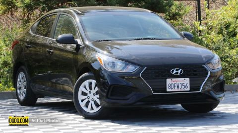 2018 Hyundai Accent SE FWD 4dr Car