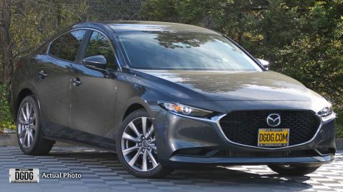 2020 Mazda3 Sedan w/Preferred Pkg FWD 4dr Car