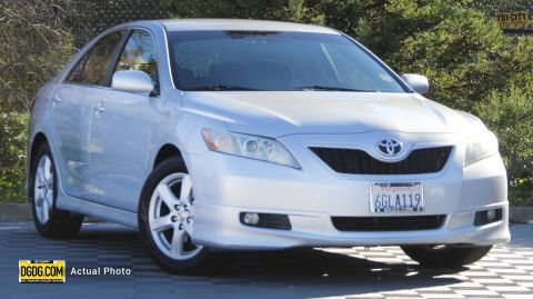 Pre-Owned 2007 Toyota Camry SE