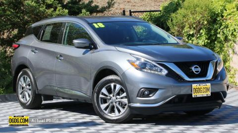 2018 Nissan Murano SV FWD Sport Utility