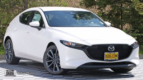 New 2020 Mazda3 Hatchback w/Preferred Pkg