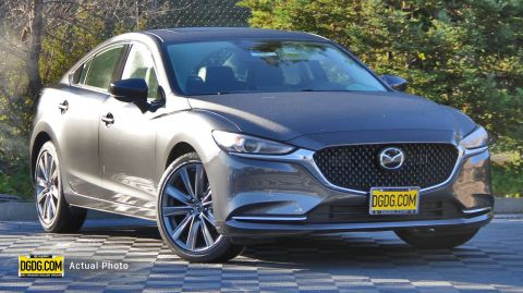 2018 Mazda6 Grand Touring Reserve FWD 4dr Car