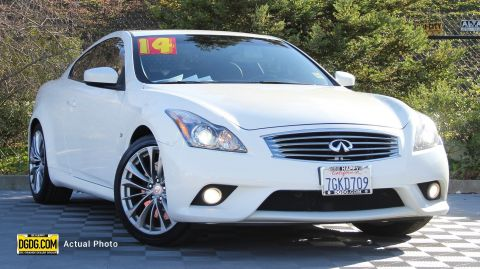 Pre-Owned 2014 INFINITI Q60 Coupe Journey