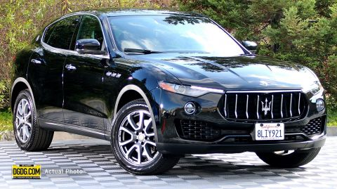 2018 Maserati Levante Base AWD